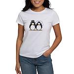 Bride and Groom Penguins Women's T-Shirt