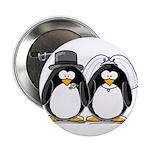 Bride and Groom Penguins 2.25