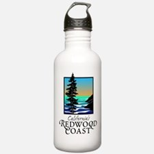 Californias Redwood Coast Water Bottle