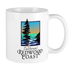 Californias Redwood Coast Mugs
