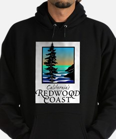 Californias Redwood Coast Hoodie