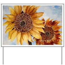 Sunflowers200 Yard Sign