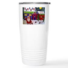 merry christmas wall cal Travel Mug