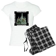 basils 2010 white letters Pajamas