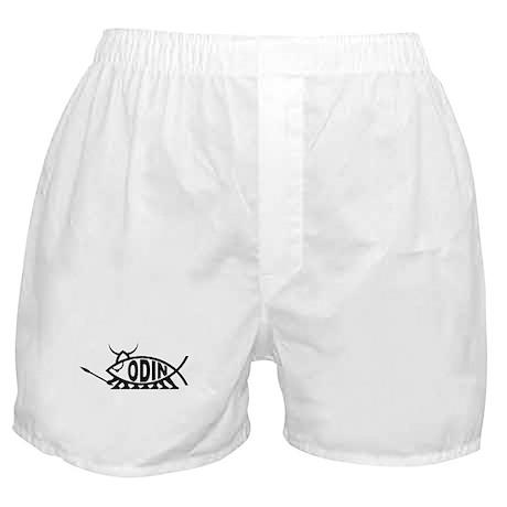 Odin Fish Boxer Shorts