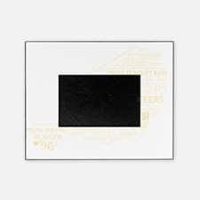 Niger_White Picture Frame