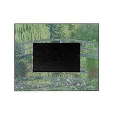 The Waterlily Pond: Green Harmony, 1 Picture Frame