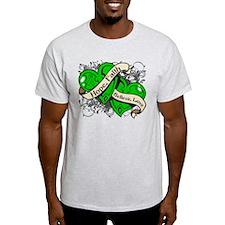 Cerebral Palsy Hope Hearts T-Shirt