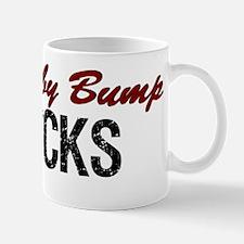 my baby bump Mug