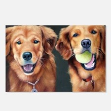 Goldens Postcards (Package of 8)