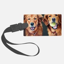 Goldens Luggage Tag