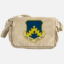 8th Tactical Fighter Wing Messenger Bag
