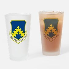 8th Tactical Fighter Wing Drinking Glass