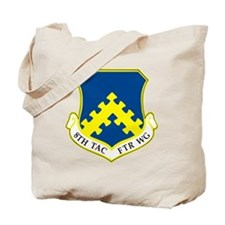8th Tactical Fighter Wing Tote Bag