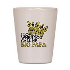 Big Papa Shot Glass