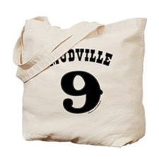 Mudville9 (black) Tote Bag