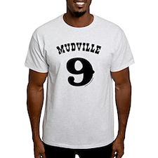 Mudville9 (black) T-Shirt