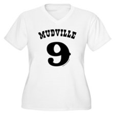 Mudville9 (black) T-Shirt