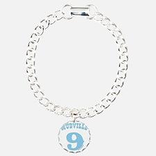 Mudville9 (baby blue) Bracelet