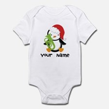 Personalized Christmas Tuba Music Body Suit