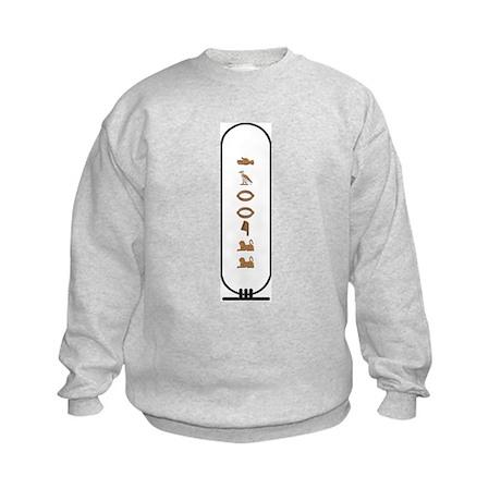 "Darrell in Hieroglyphics ""Col Kids Sweatshirt"