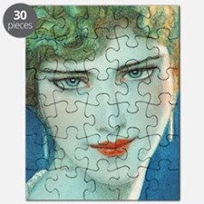 BLUE GIRL Puzzle