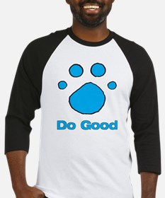 Do Good Blue Resv copy Baseball Jersey
