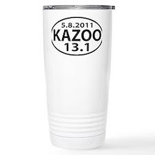 KAZOO 13.1 - half marathon Travel Mug