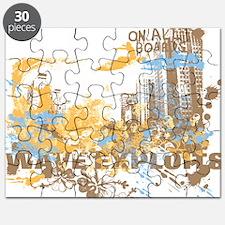City Surf-B Puzzle