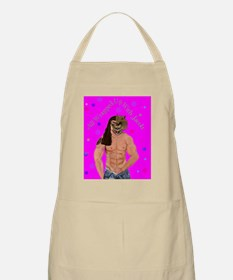 All  Wapped Up With Jacob Apron