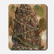 Scout Eagle Mountain 24x36 Mousepad