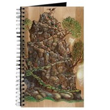 Scout Eagle Mountain 24x36 Journal