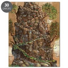 Scout Eagle Mountain 24x36 Puzzle