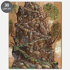 Scout Eagle Mountain 24x36 Puzzle