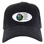 Hemp Planet Black Cap