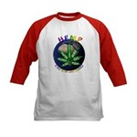 Hemp Planet Kids Baseball Jersey