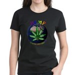 Hemp Planet Women's Dark T-Shirt