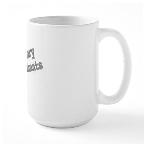 secondary subdominants Large Mug
