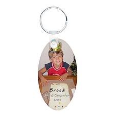 2010_ornament_Brock Aluminum Oval Keychain