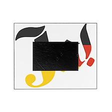 ja-German Flag Picture Frame