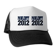 Pawlenty 2012 Trucker Hat