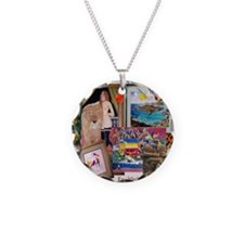 Boli Townhouse Art Necklace