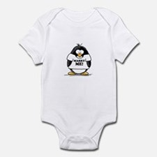 Marry Me Penguin Infant Bodysuit