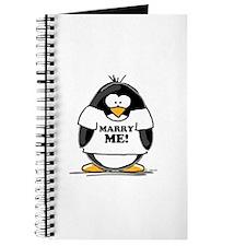 Marry Me Penguin Journal