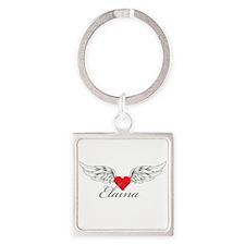 Angel Wings Elaina Keychains