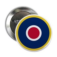 "RAF Roundel - Type C1 2.25"" Button"