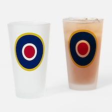 RAF Roundel - Type C1 Drinking Glass