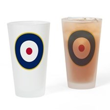 RAF Roundel - Type A2 Drinking Glass