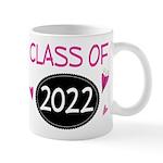 Class of 2022 (butterfly) Mug