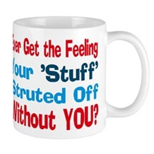Ever Get the Feeling? Mugs